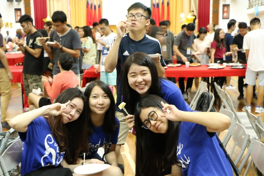 Overseas Freshmen Welcome Party